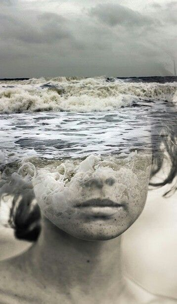 pinterest.com/fra411 #Double exposure photography by Antonio Mora - aka Mylovt