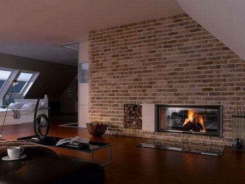 Plaqueta de fachaleta de piedra reconstituida / de exterior / interior / 100 % reciclable KLIMEXMILANO CREME Klimex