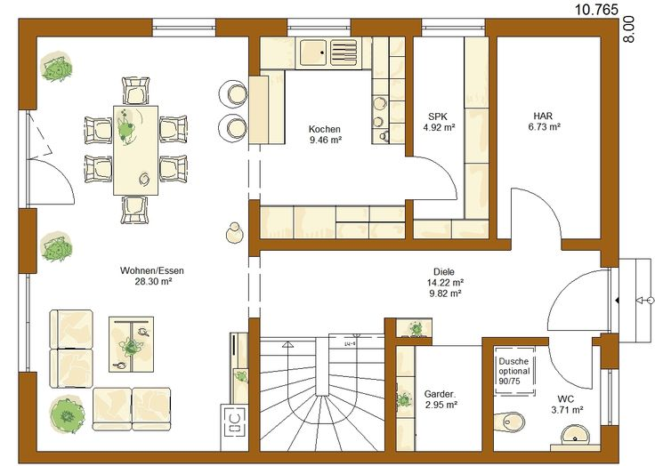 5121 best images about ev planı on Pinterest  House plans ...