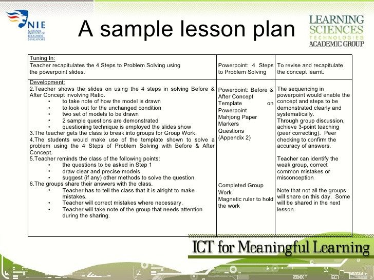 20 Bloom Taxonomy Lesson Plan Template In 2020 Math Lesson Plans