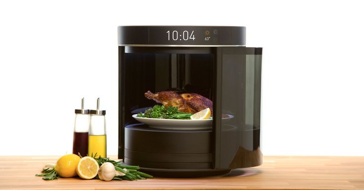 A new concept appliance from Freescale Semiconductor uses modern technology to heat meals quickly without sacrificing taste.