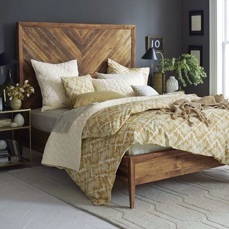 25+ Best Ideas About Tall Headboard On Pinterest