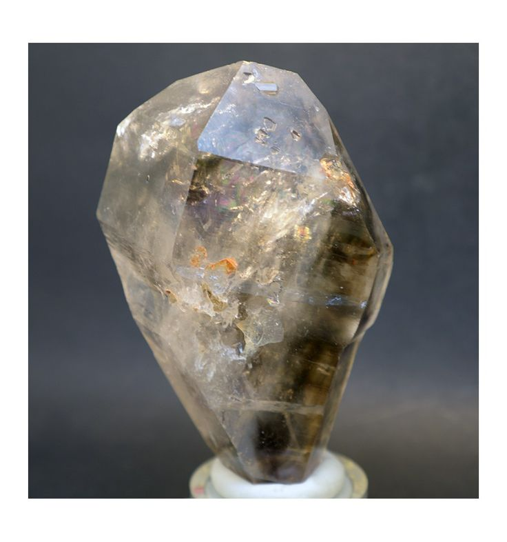 Brandberg - Light Amethyst - Smoky - Double Terminated - Record Keeper - Rainbow - Bridge - Aperture - £ 46.00 #brandberg #crystals