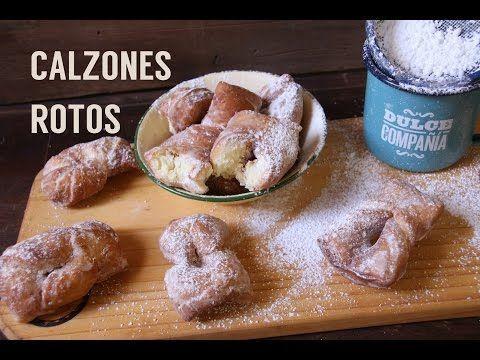 .COCINA CHILENA: CALZONES ROTOS