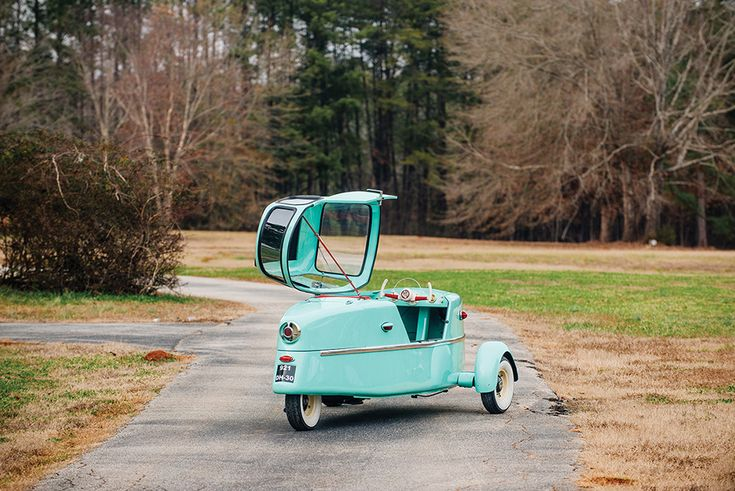 1953 Inter 175A Berline #ClassicCar #Microcar
