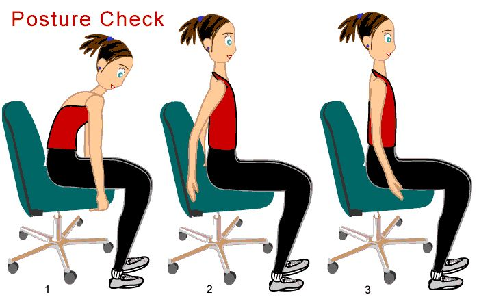 PHYSIO ANSWERS: What is the Ideal Posture? Pinned by SOS Inc. Resources.  Follow all our boards at http://pinterest.com/sostherapy  for therapy resources.