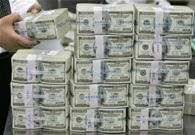 The Parliamentary Finance Committee of Iraq has declared on Sunday that sold amount of hard currency sold in the sales auction at theCentral Bank of Iraqis double as compared to the total revenues of the state collected by the sales of Iraqi export of crude oil.
