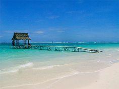 Trou aux Biches, Île Maurice, Océan Indien