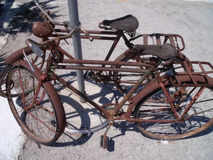 Zakynthos, bikes