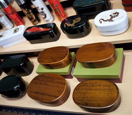 Great Bento Box Makers: A Visit to Hakoya in Ishikawa, Japan