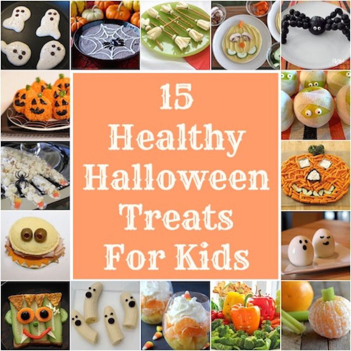 healthy halloween treats for kids - Healthy Halloween Snacks For Toddlers