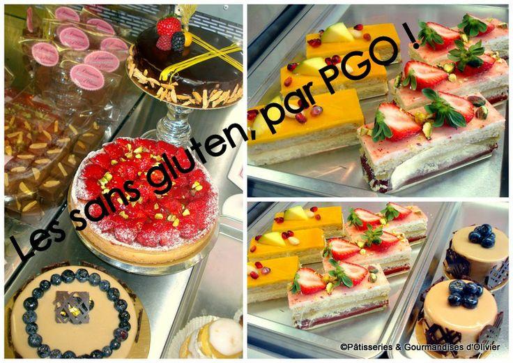 Plusieurs de nos gâteaux sont sans gluten, passez-nous voir !