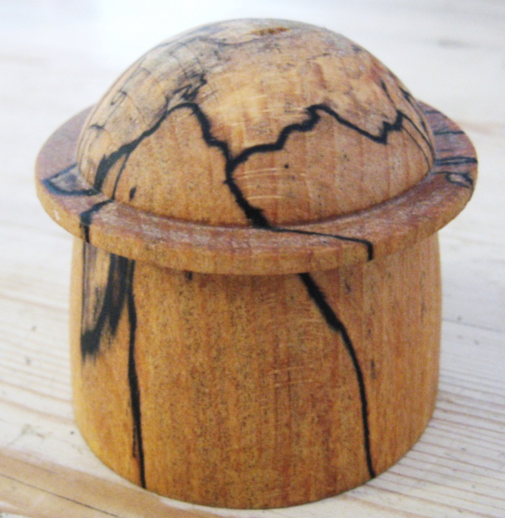 Woodturning - box