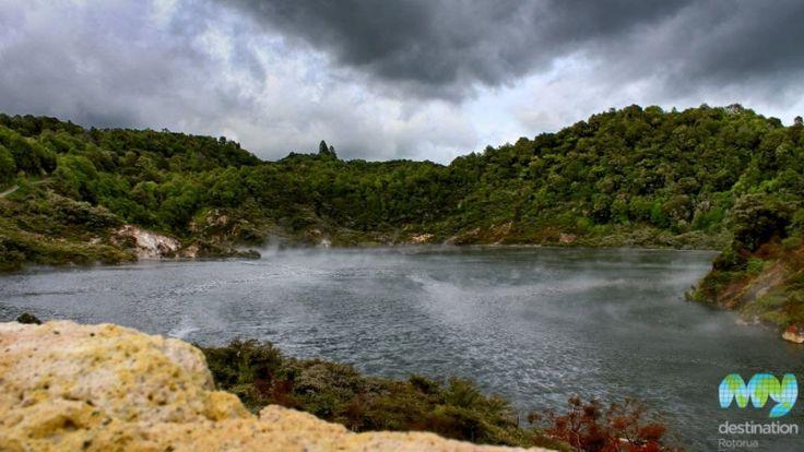 Waimangu Volcanic Valley http://www.mydestination.com/rotorua