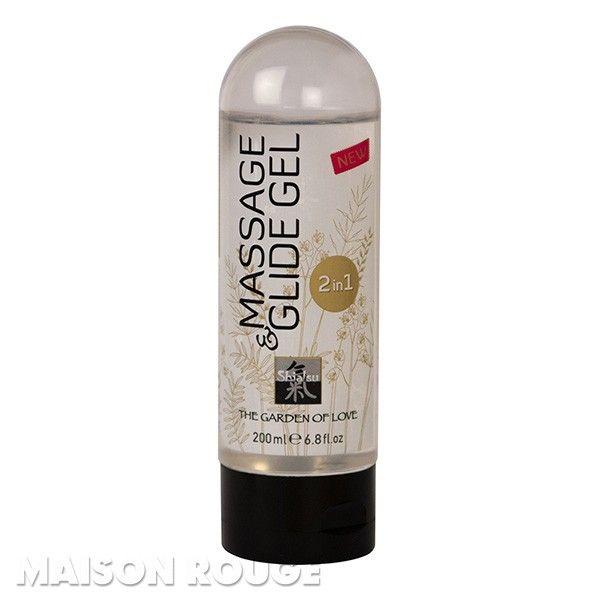 Massage Oil & Lubricante 200  ml