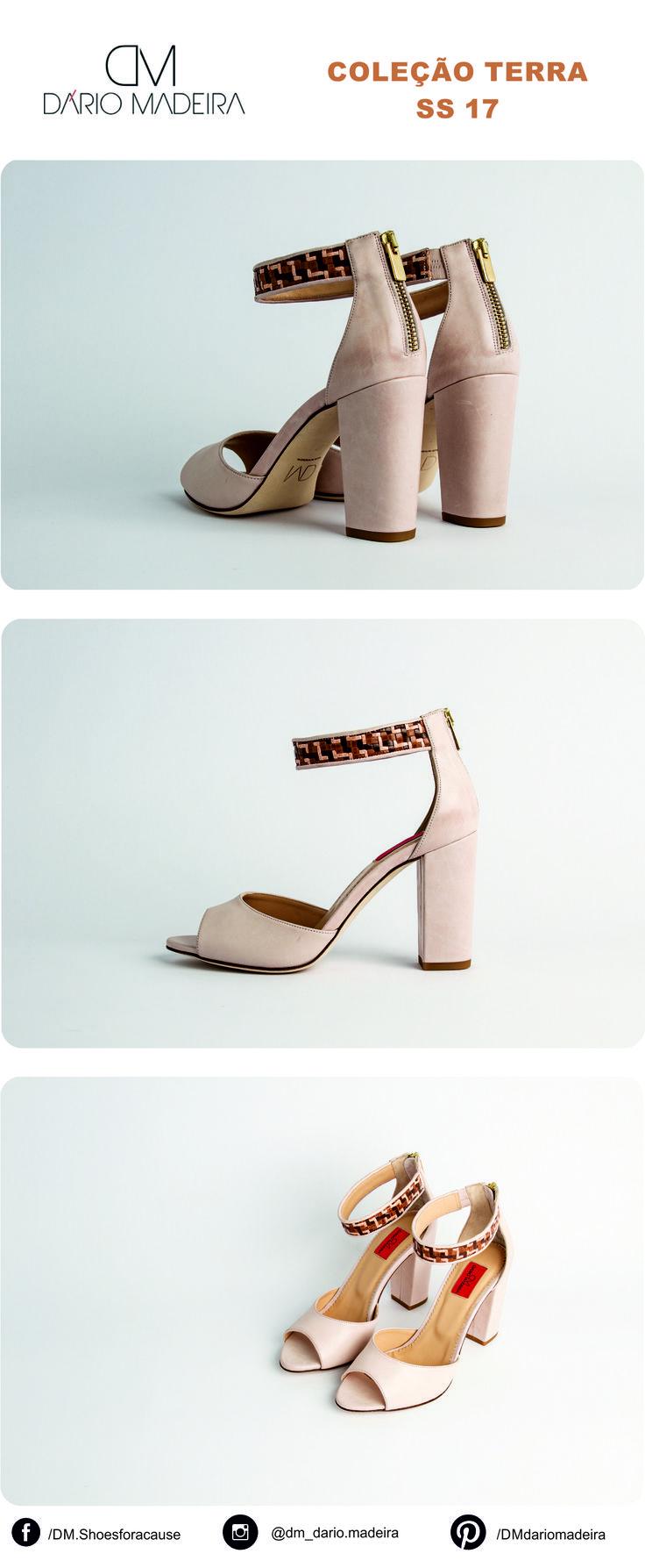 Sandália - Linha Terra | SS17 | DM - Dário Madeira  Sapato de Senhora | Shoes for a cause | Calçado Português | Portuguese Shoes | Made In Portugal
