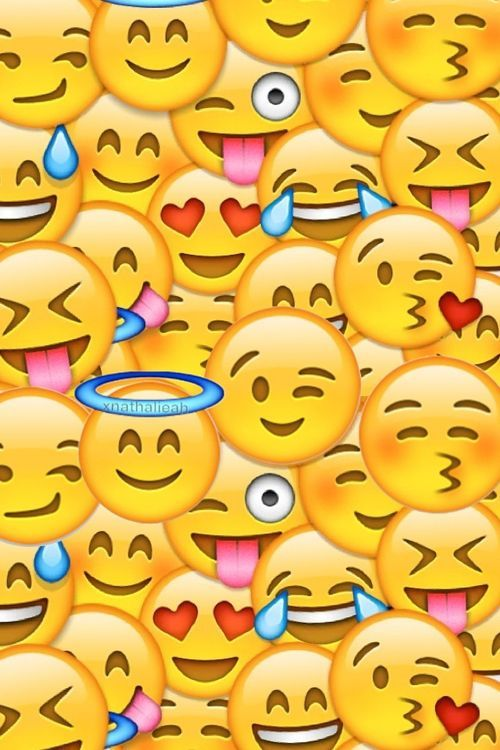 Imagen de wallpaper, emoji, and iphone EMOJIS