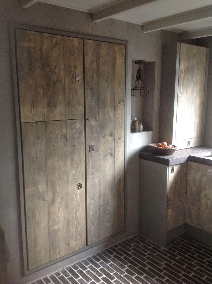De keuken is alweer een tijdje klaar en volop in gebruik. We zijn nog steeds erg blij dat we deze klus gedaan hebben, want...