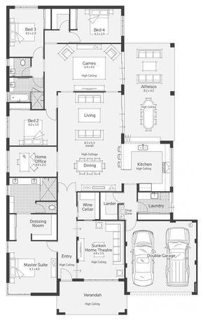Archipelago I Display Home - Lifestyle Floor Plan