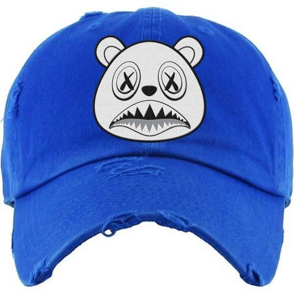 5aacf0ff01 Ghost Baws Royal Blue Dad Hat | Products | Dad hats, Hats, Shirts
