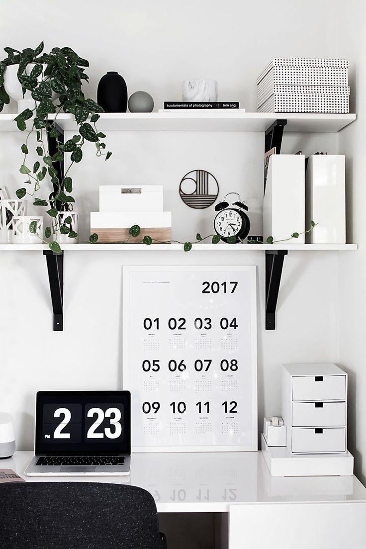 best 25 desk wall organization ideas on pinterest desk ideas college desk organization and. Black Bedroom Furniture Sets. Home Design Ideas