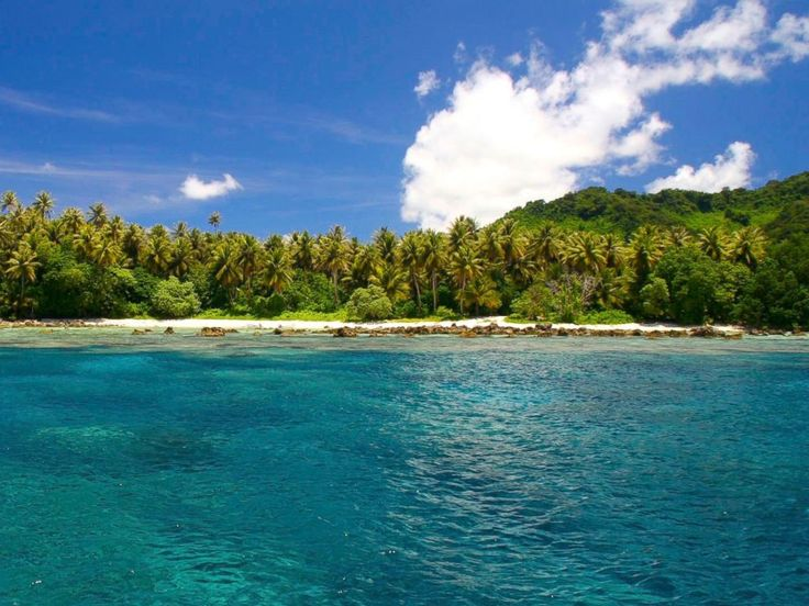 PHOTO: Kosrae Nautilus Resort, located in Micronesia, is being raffled off on July 26.