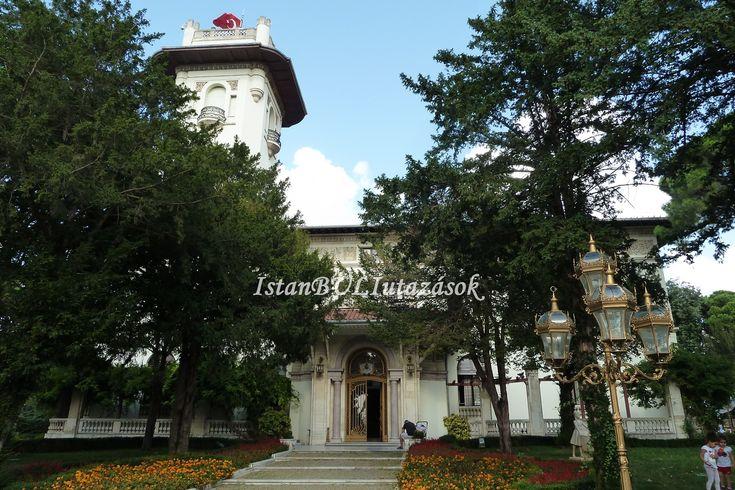 Egy impozáns isztambuli kastély, mely a török filmgyártás egyik favoritja!