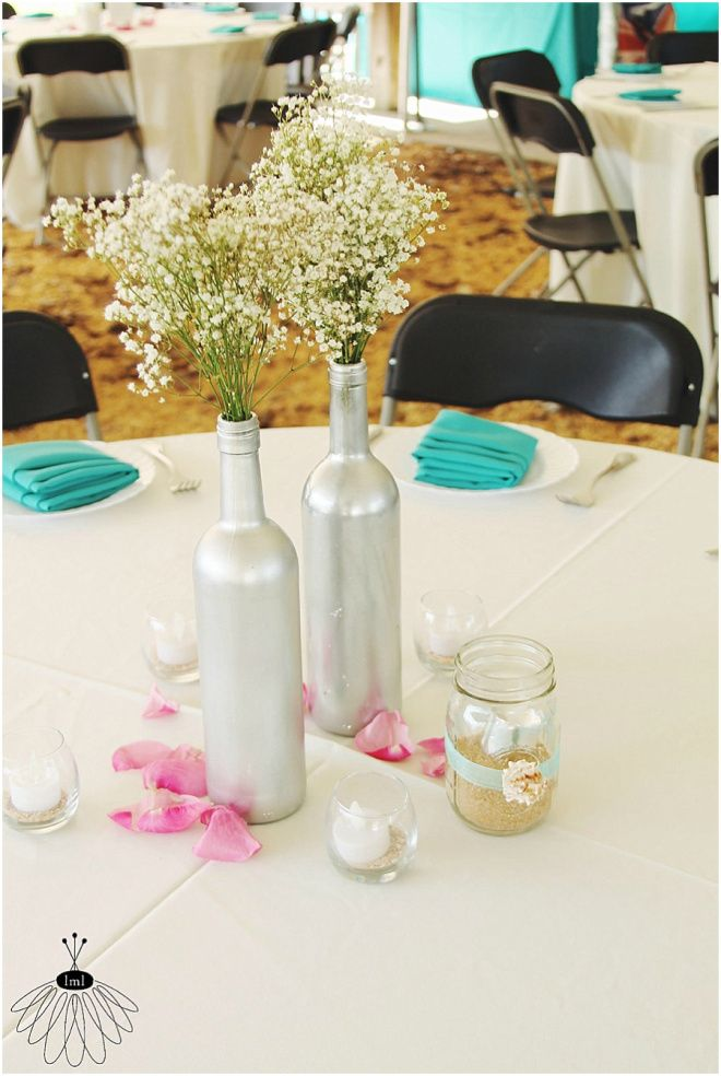 wedding rustic decorations 1000 ideas about wine wedding centerpieces on 1093
