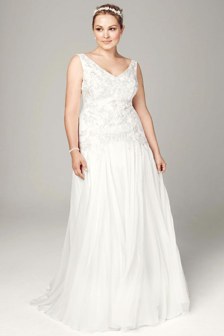 173 besten Plus Size Wedding Dresses <3 Bilder auf Pinterest ...