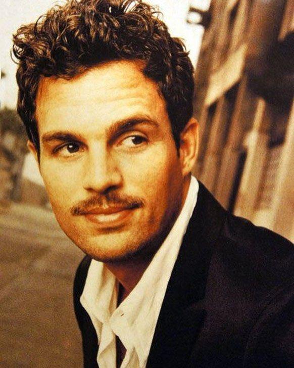 I Mustache Do You Like This Tbt Love Mark Ruffalo