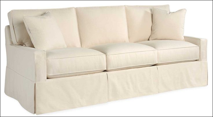 Slipcovers for sofas with 3 Seat Cushions