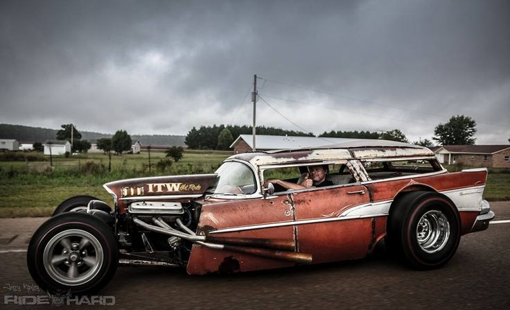 2013 Build Off Drive Off - ITW Hot Rods - Twin Cities MN Rat Rods