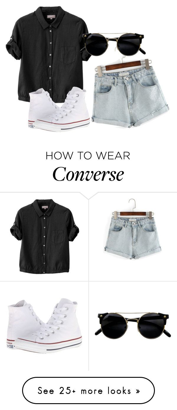 """"""""""" by mariami-princess2013 on Polyvore featuring Margaret Howell and Converse"""