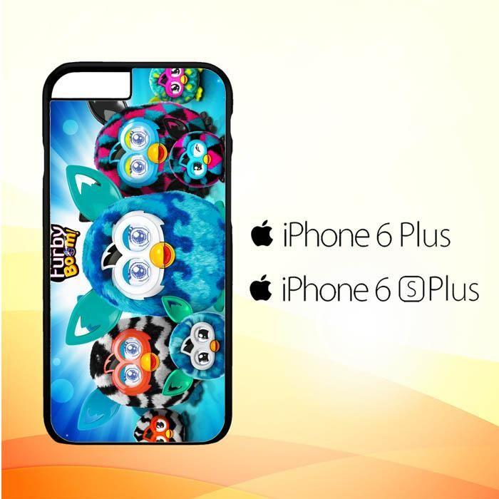 Furby BOOM Y1870 iPhone 6 Plus|6S Plus Case