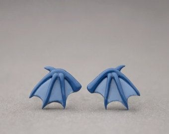 polymer clay dragon wings tutorial - Google Search