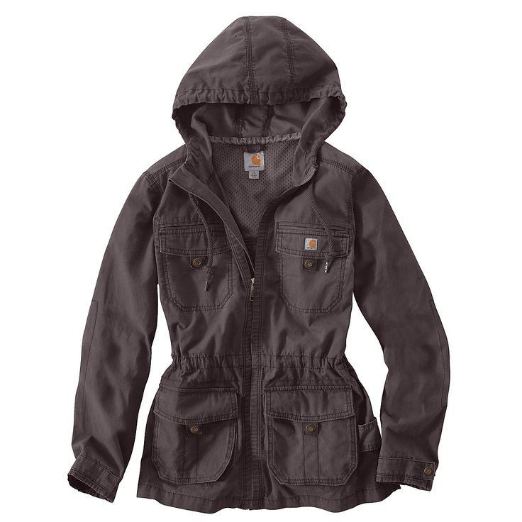 Women's Carhartt Jacket , Ripstop Fabric