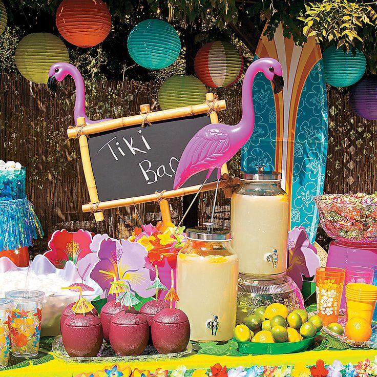 день рождения в гавайском стиле поздравление мужу оборудование уверенно