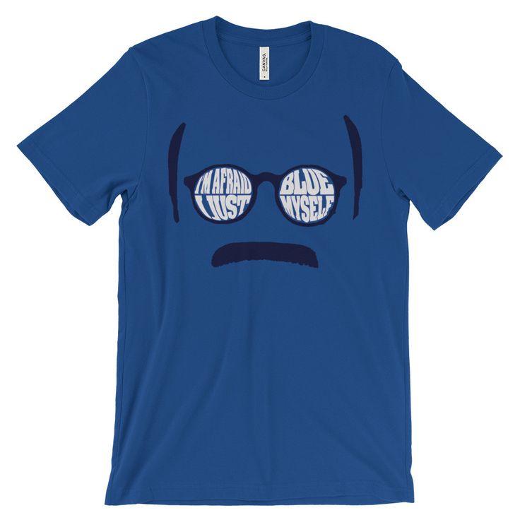 Blue Myself - Funny Unisex Tobias Funke T-Shirt