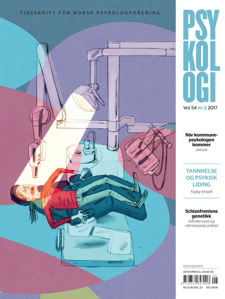 Tidsskrift for Norsk psykologforening - Behandling av mareritt: