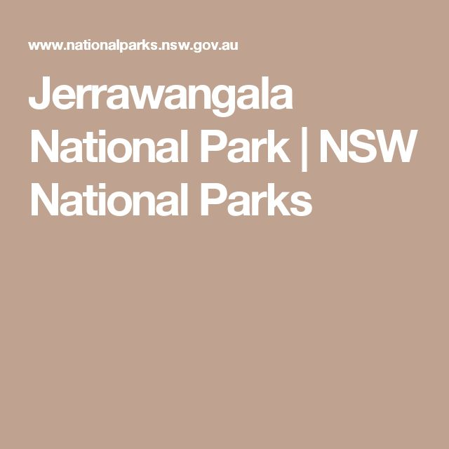 Jerrawangala National Park | NSW National Parks