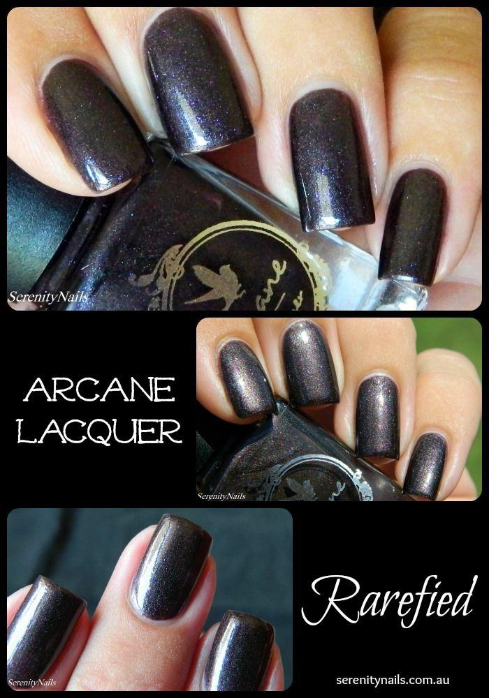 Arcane Lacquer Rarefied