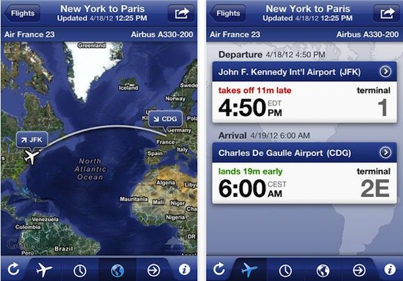 Flight Track App & Around the World with Lilup Apps are my Fav on this one!