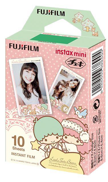Instax mini film little twin stars