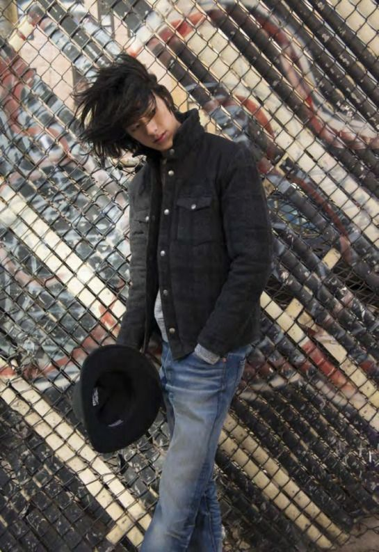#lookbook #treasureisland #levis #denim #manmade #ss2014 #goldengateinternational #americanbrand #sanfrancisco