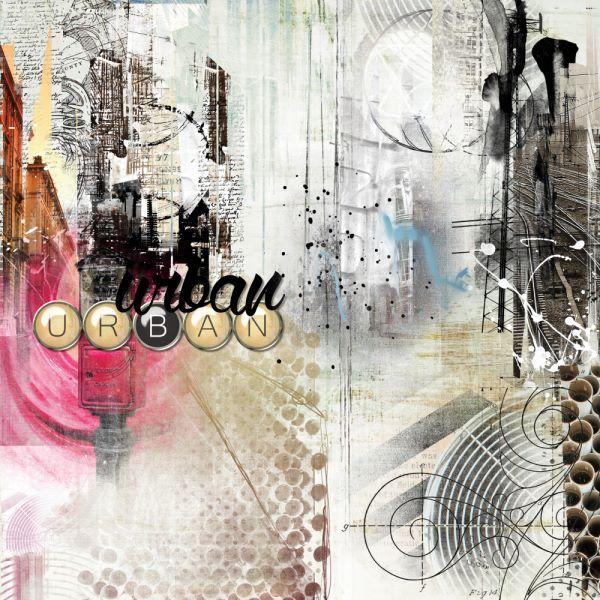 Credtis: Urban 6 by Jen Maddocks Designs] and Urban 6 Mixed Media Cluster by Jen Maddocks Designs.