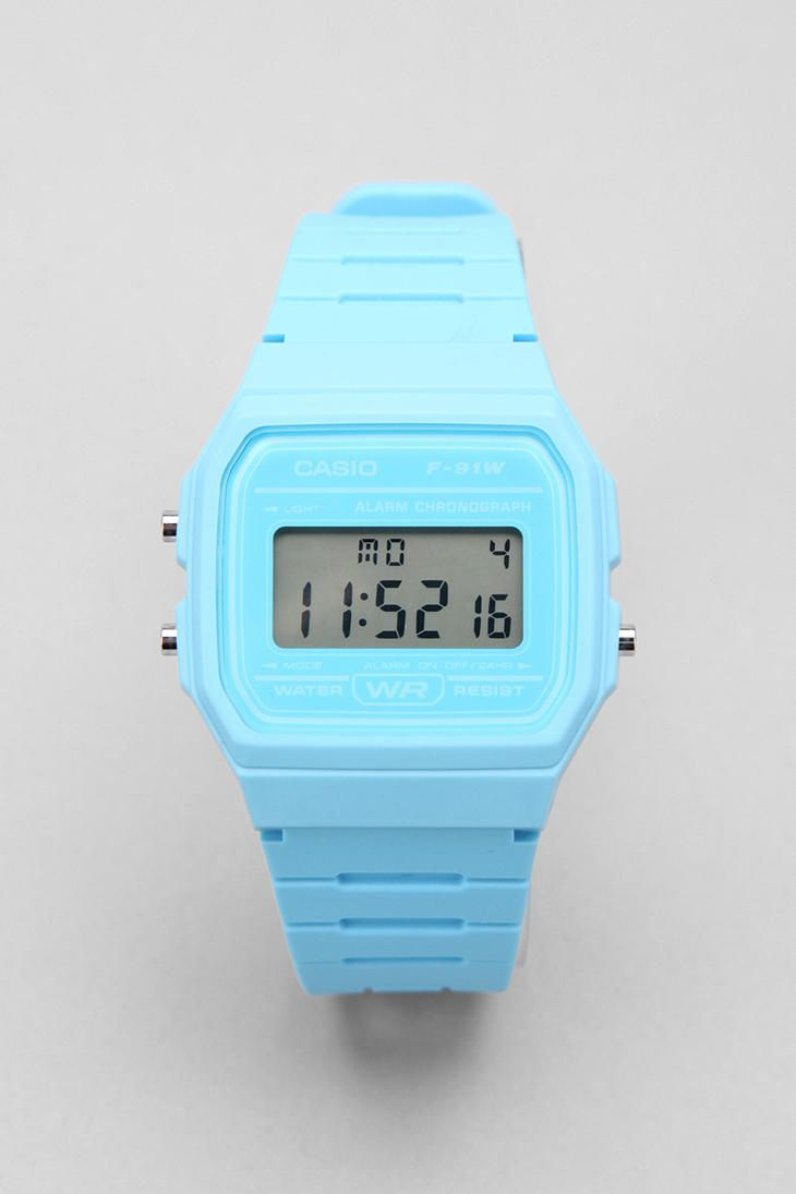 how to change the date on a casio digital watch