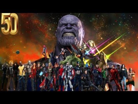 TCC#50 Avengers infinity War Footage description and more!!
