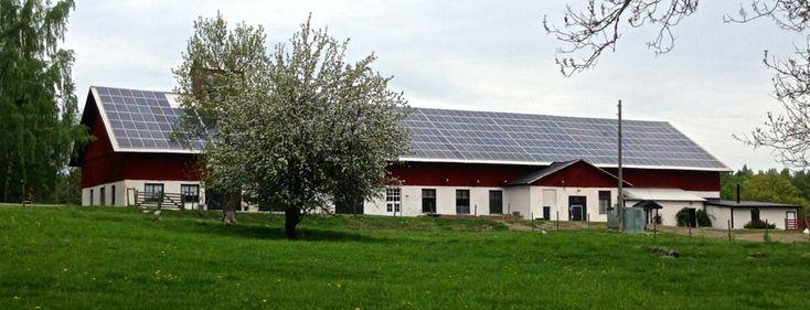 Äleby Gård, Ytterselö – 108 kW