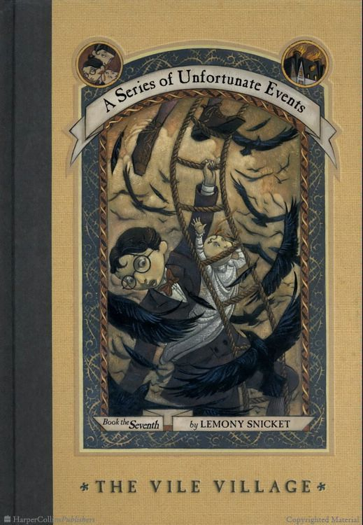 64 best brett helquist images on pinterest book covers book browse inside a series of unfortunate events 7 the vile village by lemony snicket fandeluxe PDF