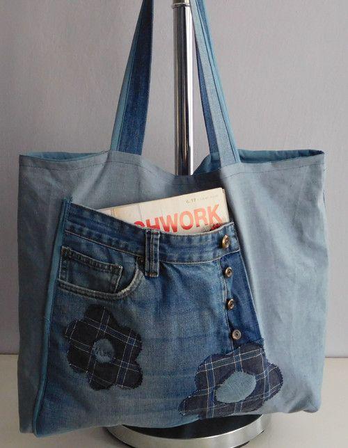 Modrá - taška